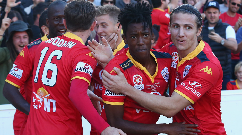 Adelaide United Win A-League Grand Final With 3-1 Win Over