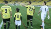 Yoshi takes a tour of Westpac Stadium with some of Wellington Phoenix's best.