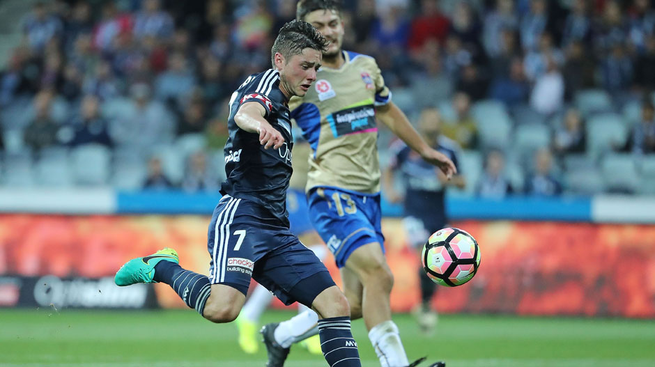 #NEWvMVC - Victory star Marco Rojas has scored six goals and assisted three more in his last four Hyundai A-League games against the Newcastle Jets.