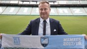 Danny Townsend is the new CEO of Sydney FC.