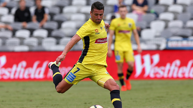 Fabio Ferreira is confident Central Coast Mariners can upset Melbourne City on Sunday afternoon.