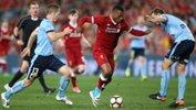 Liverpool outclassed Sydney FC 3-0 at ANZ Stadium on Wednesday night.