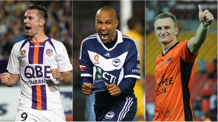 Shane Smeltz, Archie Thompson and Besart Berisha have been prolific scorers in the Hyundai A-League. But are they the best ever?
