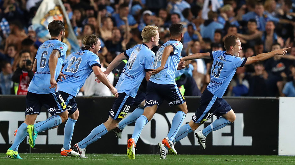 #SydneyDerby - Sydney FC is undefeated in their last nine Hyundai A-League games against the Western Sydney Wanderers.