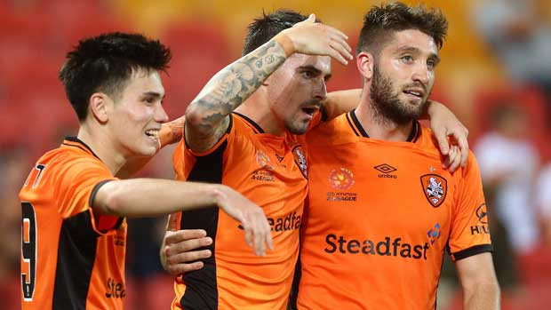 Roar boss John Aloisi had some advice for star striker Jamie Maclaren over his future beyond this season.