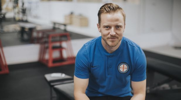 Scott Jamieson has signed for Melbourne City after a season playing in Sweden.
