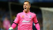 Danny Vukovic has signed with Belgian side Genk.