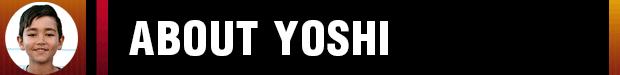 About Yoshi