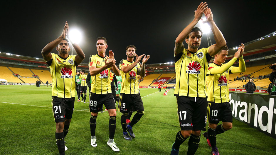 #WELvBRI - Wellington Phoenix is undefeated in their last three A-League games on home soil against Brisbane Roar, keeping two clean sheets in the process.