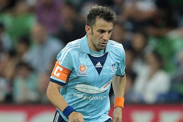 Del Piero warns against Sky Blue complacency