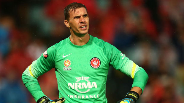 Wanderers goalkeeper Ante Covic has lambasted the conditions at the FIFA Club World Cup.
