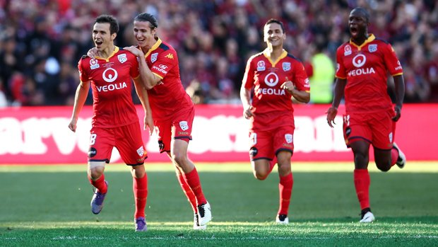Adelaide United Picture: Adelaide Oval Grand Final Nominated For Global Award
