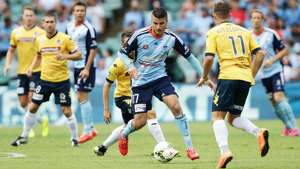 Sydney FC's A-League kit: through the years