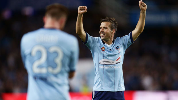 Milos Dimitrijevic will again be a key weapon for Sydney FC in 2015/16.
