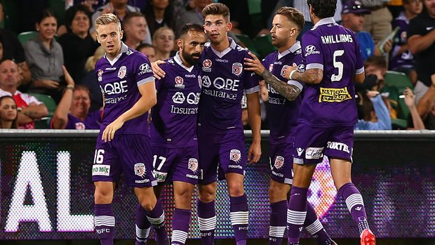 Perth Glory finished one game shy of the Hyundai A-League Grand Final.