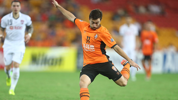 Tommy Oar is set to miss a month of football with a hamstring injury.