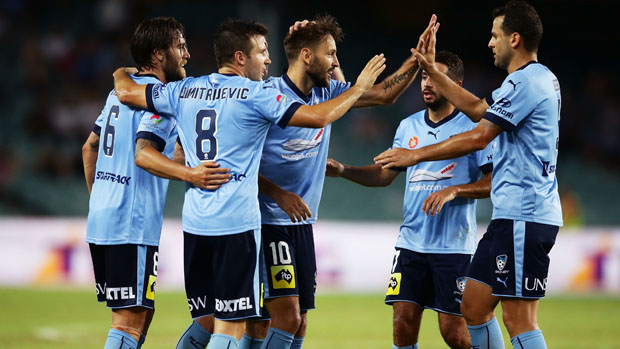 Sydney FC have claimed the Hyundai A-League 2016/17 Premiers Plate.