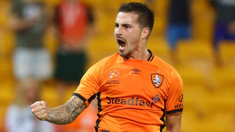 Golden Boot winner Jamie Maclaren admits a recall to the Caltex Socceroos squad ahead of June's Confederations Cup is firmly on his radar.