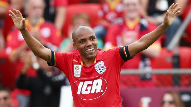 Adelaide United striker Henrique scored a couple of stunners during the 2016/17 Season.
