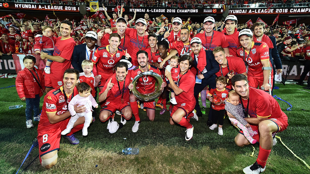 Transfer News: Adelaide United Youngster Stefan Mauk Joins
