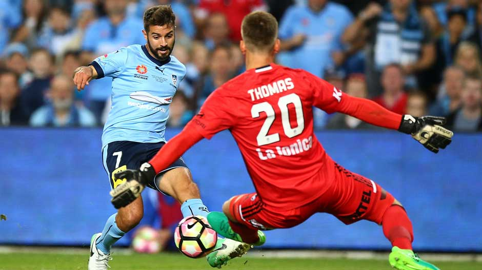 Defender: Michael Zullo (Sydney FC)
