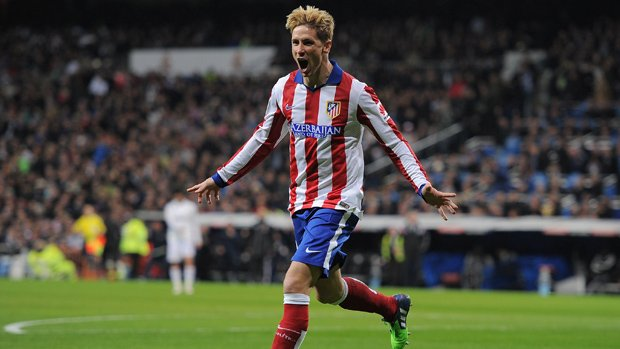Fernando Torres is out of contract at season's end with Atletico Madrid.
