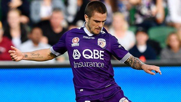 Josh Risdon will leave Perth Glory at season's end.