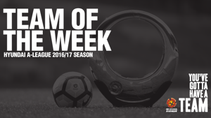 Hyundai A-League Team of the Week: Round 27