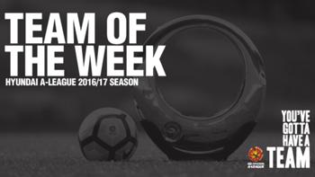 Hyundai A-League Team of the Week: Round 27