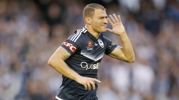 Melbourne Victory star James Troisi has been called up to the latest Caltex Socceroos squad.