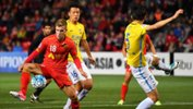 Adelaide United have been knocked out of the Asian Champions League following a 1-0 loss to Jiangsu Suning.