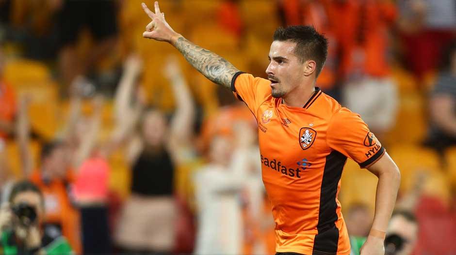 Forward: Jamie Maclaren (Roar) -