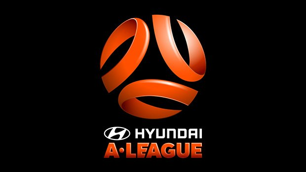 The new Hyundai A-League logo which will be used from the start of the 2017/18 season.