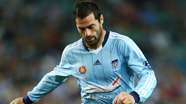 Ognenovski will not return for Sydney FC in 2014/15.