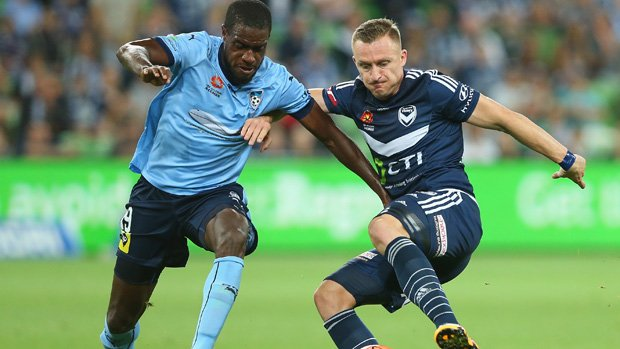 Jacques Faty has been banned for one match by the MRP.