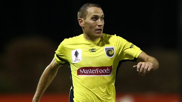 Alan Baro is the new skipper of Central Coast Mariners.