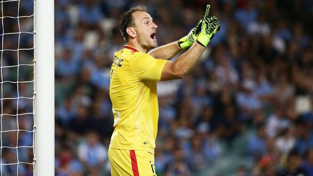 Eugene Galekovic admitted his side lacked creativity in their loss to Melbourne City.
