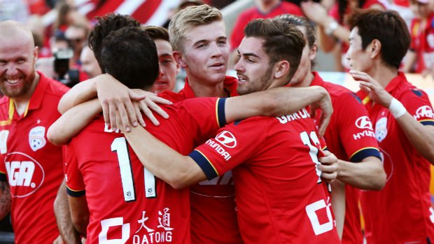 Adelaide United's title defence failed to get off the ground in what was a frustrating 2016/17 Season for the Reds.