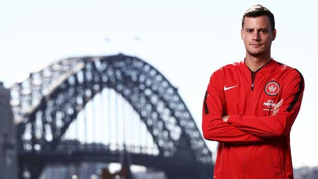Oriol Riera is already looking forward to playing in the Sydney Derby.