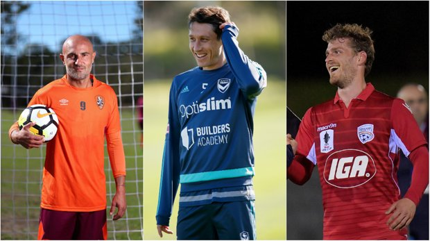 Massimo Maccarone, Mark Milligan and Johan Absalonsen are among some of the key signings ahead of the new Hyundai A-League season.