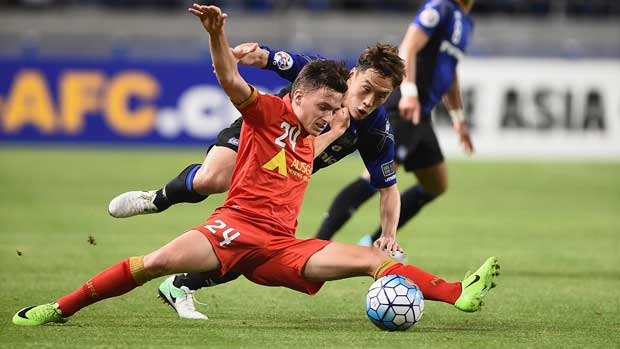 Last-gasp Adelaide keeps Asian Champions League hopes alive