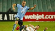Sydney FC's Rhyan Grant has earned a maiden call-up to the Socceroos.