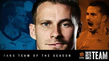 Fans' Hyundai A-League Team of the Season