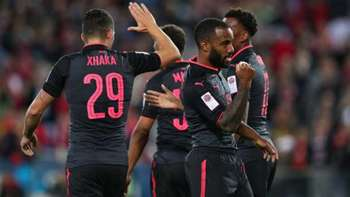 Gallery: Arsenal sizzle against Sydney FC