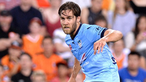 Josh Brillante has been in sparkling touch for Sydney FC in the early part of the season.