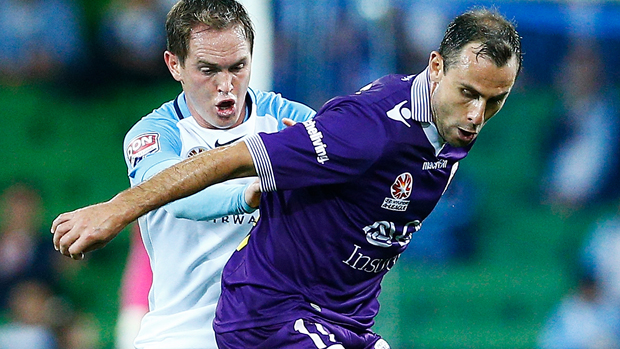 Richard Garcia was one of Glory's best in their Elimination Final win over Melbourne City.