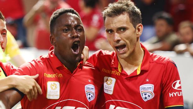 Resultado de imagem para Adelaide United FC