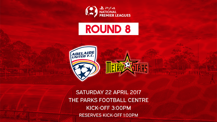 The Young Reds take on Metrostars at The Parks Football Centre on Saturday.