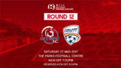 The Young Reds take on Adelaide Olympic on Saturday night at The Parks Football Centre.