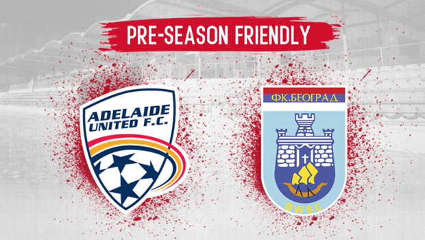 Adelaide United face White City FC on Wednesday night at Marden Sports Complex.